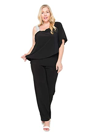 9d69a79af62 R M Richards Pant Suit Mother of The Bride Formal at Amazon Women s  Clothing store
