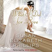 What I Did for Love | Susan Elizabeth Phillips