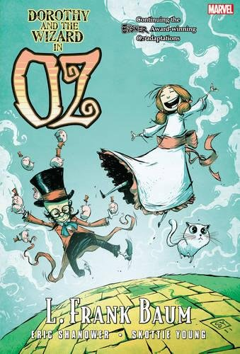 Oz: Dorthy & the Wizard in Oz - Wizard Of Oz Novel