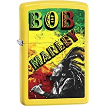 "RARE Limited Edition Bob Marley Zippo Lighter - ""Dreads"""