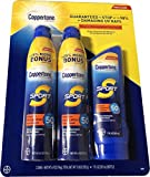 Best Coppertone Spf Sunscreens - Coppertone Sunscreen Sport 50 SPF Bundle Review