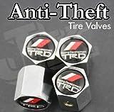 TRD Anti-Theft Tire Valve Caps