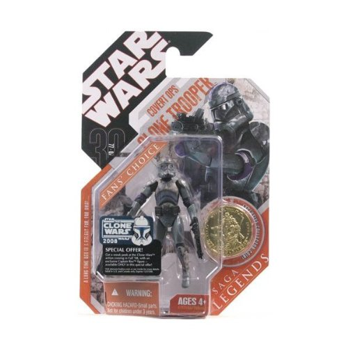 Star Wars 30th Anniversary Saga Legends - Covert Ops Clone Trooper [Fans Choice G.C. (Legends Fans)