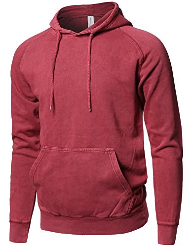 100 Cotton Hooded Sweatshirt - 2