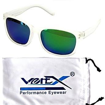 Clear Vertx Frame Sunglasses Polarized Wayfarer Mensamp; Womens c5RAj4S3Lq