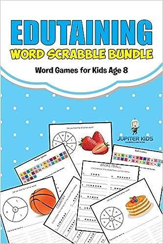 Edutaining Word Scrabble Bundle: Word Games for Kids Age 8: Amazon.es: Speedy Publishing Books: Libros en idiomas extranjeros