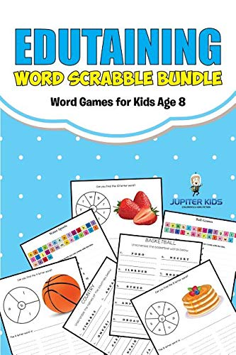 Edutaining Word Scrabble Bundle: Word Games for Kids Age 8: Amazon.es: Speedy Publishing Books: Libros en idiomas extranjeros