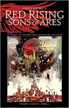 Book Pierce Brown's Red Rising: Sons of Ares