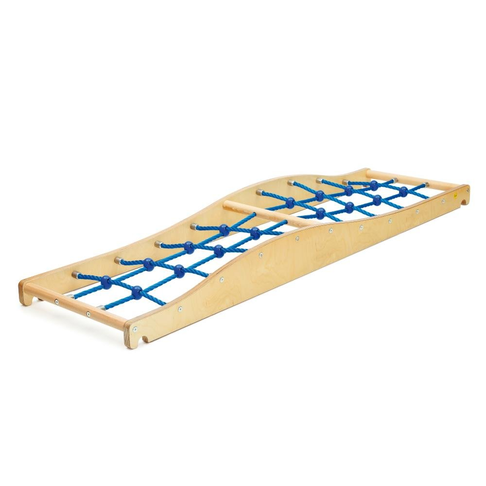 Erzi Balancierwelle Netz, 204 x 56,6 cm, x 18 cm, 56,6 aus Birkensperrholz ab5830