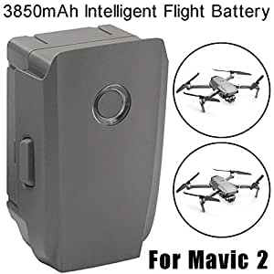 Battery for DJI Mavic 2 Pro/Zoom, Elevin(TM) 3850 mAh LiPo Intelligent Flight Battery Replacemen for DJI Mavic 2 Pro,for DJI Mavic 2 Zoom