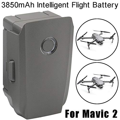 MChoice 1PC 3850 mAh LiPo Intelligent Flight Battery Replacemen for DJI Mavic 2 Pro,for DJI Mavic 2 Zoom