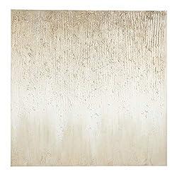 Ashley Furniture Signature Design - Cristela Glitter Wall Art - Contemporary Glam - Taupe