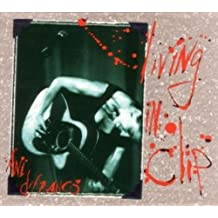 Living in Clip Live Edition by Difranco, Ani (1997) Audio CD
