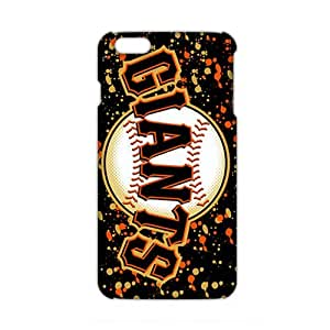 Kingspecially Fortune San Francisco Giants 3D cell phone case cover for iPhone 6 Fq9oj59niOb Plus