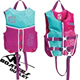 Connelly Child Neoprene Vest, 20-25' Chest, Girl V-Back