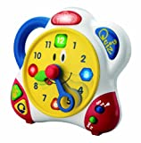 Happy Kid Toy Group Bilingual Learning Clock