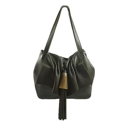 a78cf9bf0716 Amazon.com   Cosima  Luxury Deerskin Hobo Handbag by Viva  Shoes