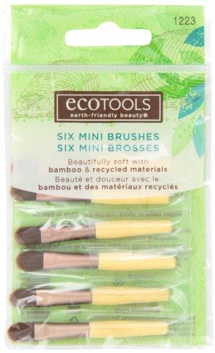 EcoTools PP1223 Mini Brushes Pack