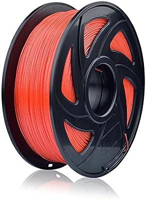 S SIENOC 1 paquete de filamento impresora 3D TG 1.75mm Impresora ...