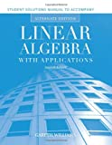 Linear Algebra with Applications, Williams, Gareth, 0763790893