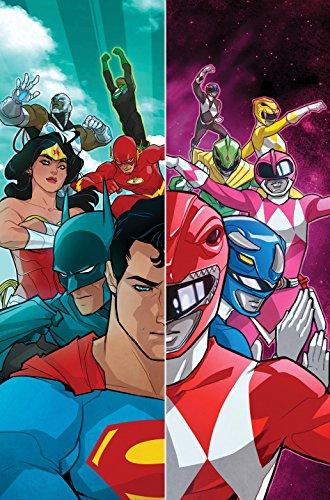 Justice League Comic (Justice League/Power Rangers (Jla (Justice League of America)))
