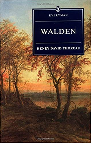 com walden ralph waldo emerson s essay on thoreau  walden ralph waldo emerson s essay on thoreau everyman s library reissue edition