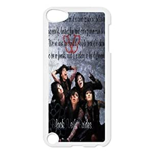 Custom High Quality WUCHAOGUI Phone case BVB - Black Veil Brides Music Band Protective Case FOR Ipod Touch 5 - Case-10 hjbrhga1544