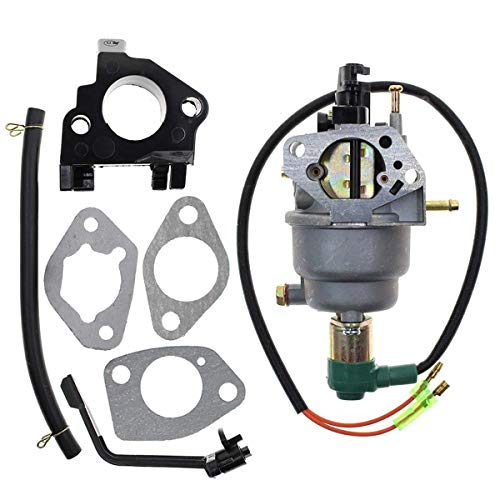 Carbhub 69671 Carburetor for Harbor Freight Predator 69671 68530 68525 13HP 420CC Manual Choke 7000 8750W Generator Champion Power Equipment 6000 7000W 389CC Gasoline Generator 40023 - Predator 69671