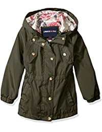 Girls' Nylon Anorak