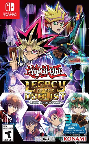 Yu-Gi-Oh! Legacy of the Duelist: Link Evolution - Nintendo ()