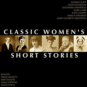 Classic Women's Short Stories Audiobook