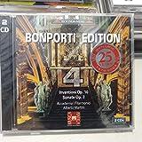 Bonporti Edition 4: Inventioni, Op. 10