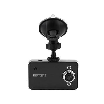 Prom-note Cámara de Coche Dash Full HD 1080P K6000 Auto Tacógrafo Cámara del coche DVR para Coche G-Sensor Detección de Movimiento Grabación en Bucle con ...