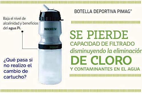 Nikken pimag Deportes Botella Tapa de Repuesto: Amazon.es ...