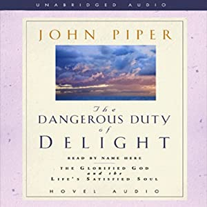 Dangerous Duty of Delight Audiobook