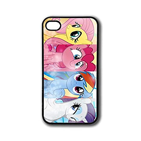 Cover Per Iphone 4 4s Frasi Tumblr Custodia Disney My Little Pony
