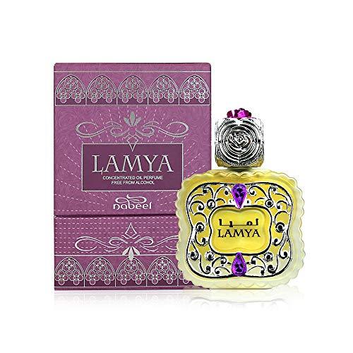 Lamya Perfume Oil By Nabeel 20ml By Nabeel Beauty