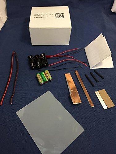 White Smart Film Starter Kit 4