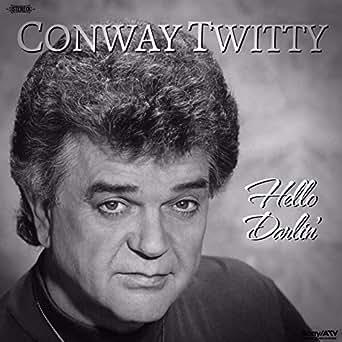 Karaoke Hello Darlin' - Conway Twitty * - YouTube