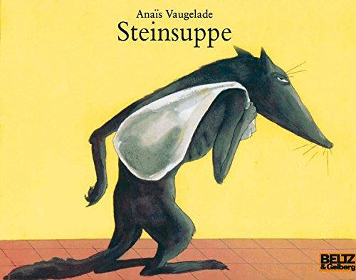 Steinsuppe: Vierfarbiges Bilderbuch (MINIMAX)