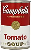 Campbell's Condensed Soup, Tomato, 10.75 Ounce (Pack of 48)