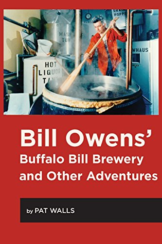 Bill Owens' Buffalo Bill Brewery and other (Buffalo Beer)