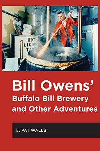 Bill Owens' Buffalo Bill Brewery and other (Buffalo Beer)