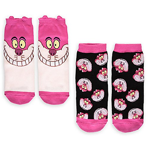 Disney Cheshire Cat Sock Set for Women - 2-Pack