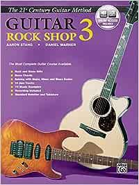 Stang Rock Shop Bk 3 Gtr Bk/CD (Warner Bros. Publications 21st Century Guitar Course)