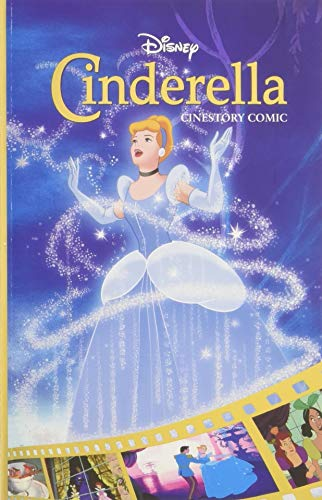 Disney's Cinderella Cinestory