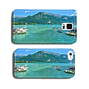 Lake Annecy, France Alpine foothills, landscape, nature cell phone cover case Samsung S5