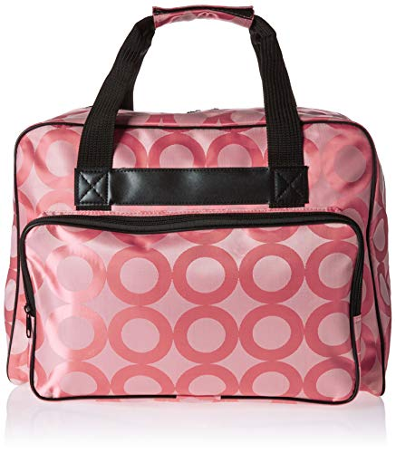 - Janome Pink Universal Sewing Machine Tote, Canvas