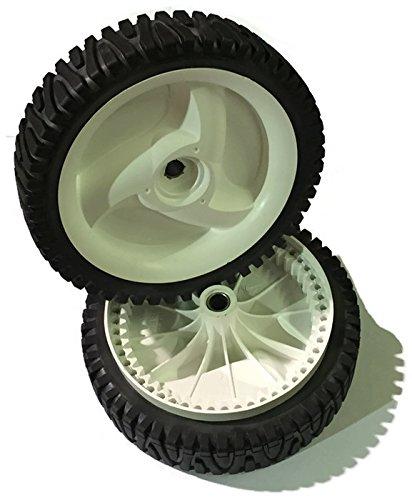 Craftsman 194231X427 Husqvarna 532403111 Drive wheels Self propelled Set of 2