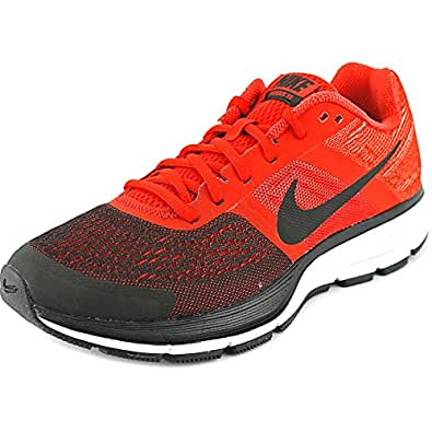 Nike Men's Air Pegasus+ 30 Challenge Red/Black/Summit White Ankle-High Synthetic Running Shoe - 6.5M